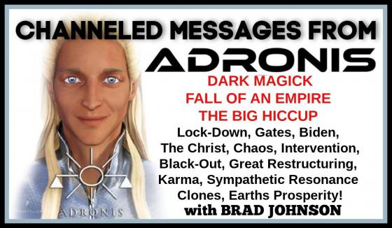 DARK MAGICK, Channeled By Adronis