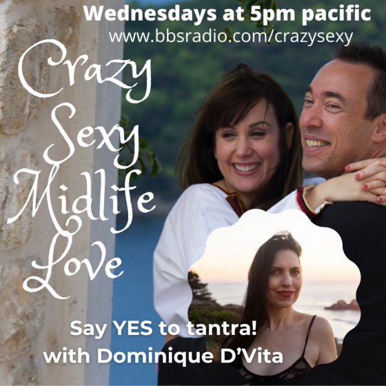 Tantra Coach Dominique D'Vitae, live life fully from a place of magic, love, and abundance