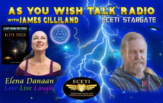 Elena Danaan, Contactee and Author, Off world ET races, contact and off world communications