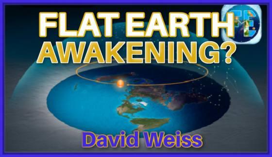 David Weiss, FLAT EARTH AWAKENING...Is NASA Lying? Shuttle Challenger Hoax, Heliocentric Model Debunked, Disney, Pluto
