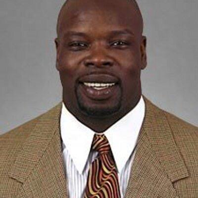 Darnell Dinkins, 1995 Watkins Award recipient, former NFL player and coach