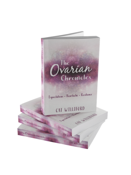The Ovarian Chronicles, Expectations, Heartache, Resilience by Cat Williford