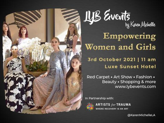 LYB Events: Empowering Women and Girls