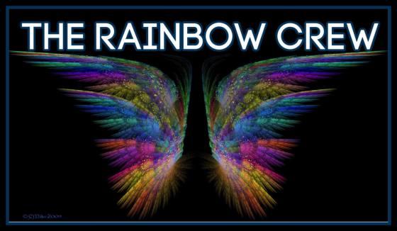 The RAINBOW CREW. Light Codes, Panel of Retribution, Angel School, Zeta Reticulations, Greys, Split Earth, Time-Lines, Trump, Jesus, Christ Consciousness, Indigo & Crystal Children, Ascension System, 3D-5D, Karma Contracts.