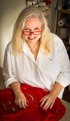 Sally Smith, founder of In Transition and The Christmas Belle