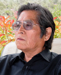 Vernon Masayesva, Founder and Director, Black Mesa Trust and Former Chairman, Hopi Tribe