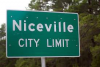 Niceville City Limit