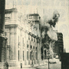 Chilean Presidential Palace bombed by military, September 11, 1973