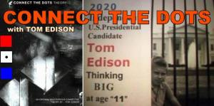 Connect The Dots with Tom Edison