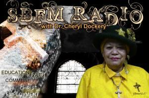 SBFM Radio with Dr Cheryl Dockery