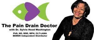 The Pain Drain Doctor with Dr Sylvia Hood Washington