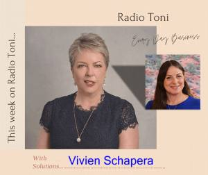 Healing Energy for Everyone with Vivien Schapera and Toni Lontis