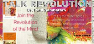 Talk Revolution with Dr Paul Sambataro