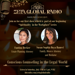 Spirituality in the Workplace Series 1 - Conscious Attorneys in the Legal World