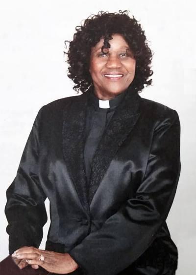 Apostle Dr. Lucille Richardson B.A., M.A., DR. P.E.D.