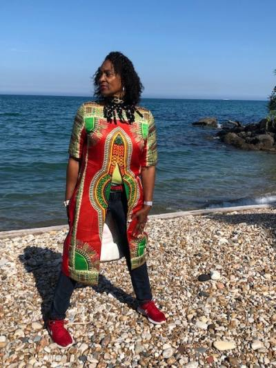 Sharon Davis aka Empress Em Shar'on Yisrael