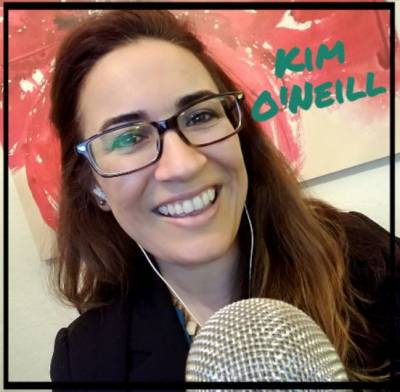 Kim O'Neill, Personal Empowerment & Interview Coach and BBSRadio Host