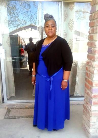 Pastor Ethel Harper