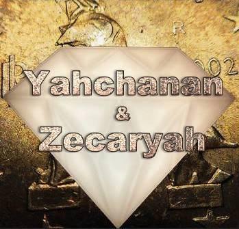 Yahchanan and Zecaryah