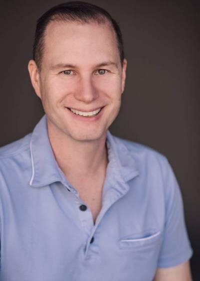 Scott Krytsa Author Photo