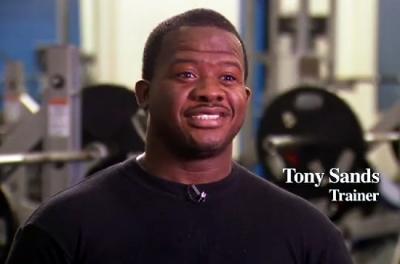 Tony Sands