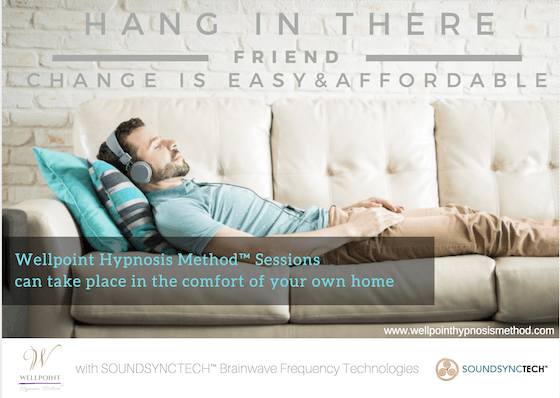 Wellpoint Hypnosis Method Remote Sessions