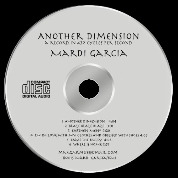 Mardi Garcia Another Dimension