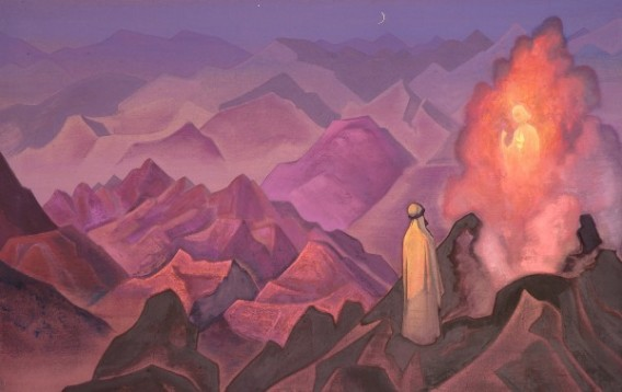 Song of Shambhala - Nicholas Roerich