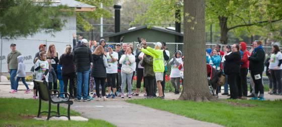 2019 Lymphatic Wellness Walk in the Fox Valley