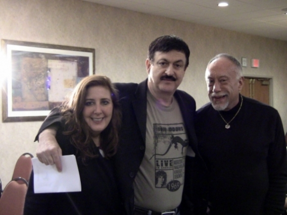 Lance White with George Noory and Helane Lipson