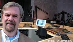 Ron Amitron, Radio Show Host, Spiritual Healer, Spiritual Teacher, Creation Lightship Contactee, Divine Light Being Doctor, Master Vibrational Light Frequency Healer