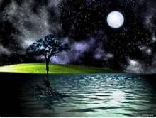 Moon over Darkness