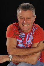 Carl Palmer interviewed on The Ray Shasho Show