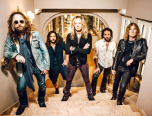 Doug Aldrich Guitarist and Songwriter for The Dead Daisies