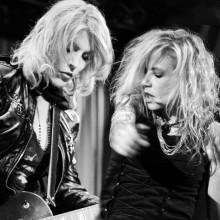 'Lunden Reign' featuring Laura & Nikki Lunden