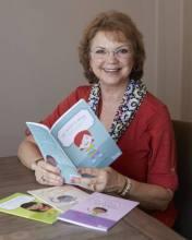 Kayla J W Marnach, author, Can-Do Kids Series