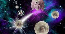 The Voice of the Ashtar Command-Cosmic Pep Talks for Closet Christs, Commander Lady Athena