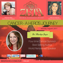 Dr Marilyn Joyce - Cancer A Hero's Journey