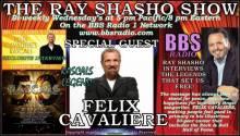 Felix Cavaliere Rascals Legend/Rock and Roll Hall of Famer