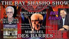 Michael Des Barres:Silverhead and Detective Frontman on The Ray Shasho Show