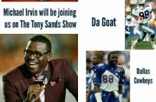 The Playmaker Michael Irvin