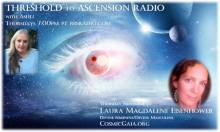 Laura Eisenhower on Threshold to Ascension Radio
