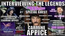 Vanilla Fudge Legend Carmine Appice Chats About His Remarkable Music Career