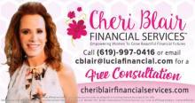 Cheri Blair