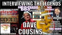 David Cousins and the Strawbs are Britain's most successful international progressive folk-rock band