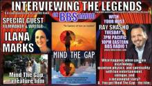 Ilana Marks Filmmaker,Writer,Director Special Guest on Interviewing the Legends
