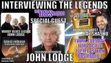 Moody Blues Legend John Lodge Chats About New Album and Tour