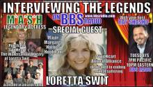 Loretta Swit Major Hot Lips Houlihan of TV's M A S H