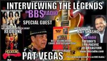 Redbone legend Pat Vegas chats about his incredible music career