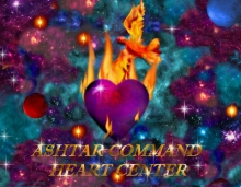 Ashtar Command Heart Center with Commander Lady Athena